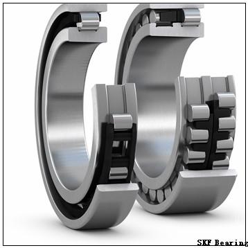 90 mm x 190 mm x 43 mm  SKF NUP 318 ECJ thrust ball bearings