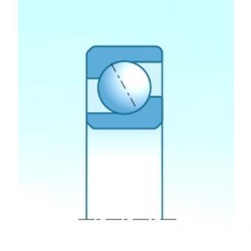 40 mm x 68 mm x 15 mm  NTN 7008UG/GMP4 angular contact ball bearings