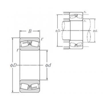 670 mm x 900 mm x 170 mm  NTN 239/670 spherical roller bearings