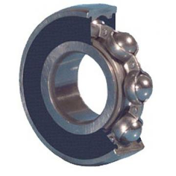 EBC 1654 2RS C3  Single Row Ball Bearings