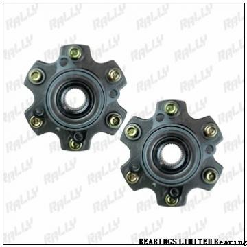 BEARINGS LIMITED 5207S Bearings