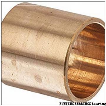 BUNTING BEARINGS BJ4T163204  Plain Bearings