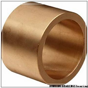 BUNTING BEARINGS FFB081204 Bearings