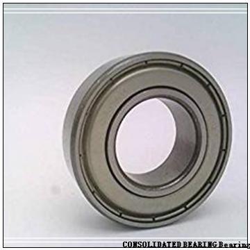 CONSOLIDATED BEARING 206-ZZNR  Single Row Ball Bearings