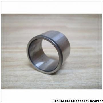CONSOLIDATED BEARING MW-2  Thrust Ball Bearing