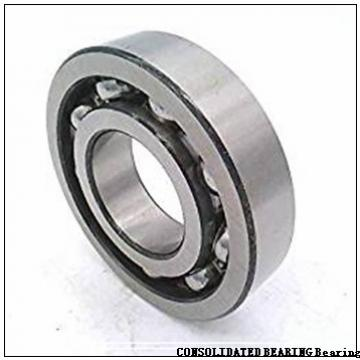 CONSOLIDATED BEARING 6307-ZNR  Single Row Ball Bearings