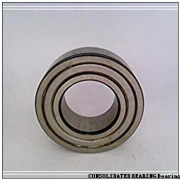 CONSOLIDATED BEARING 6010-2RS  Single Row Ball Bearings