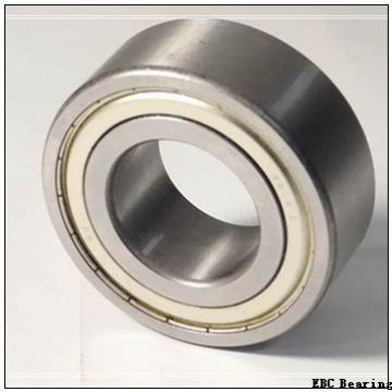 EBC 6212 2RS  Single Row Ball Bearings