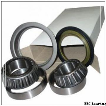 EBC SS608 2RS  Single Row Ball Bearings
