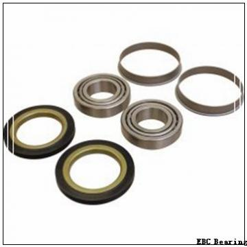EBC 6301 ZZ  Single Row Ball Bearings
