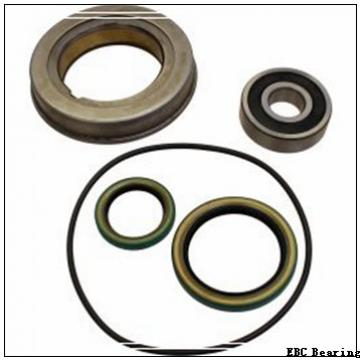 EBC R2 2RS  Single Row Ball Bearings