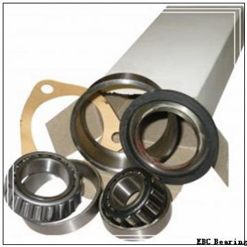 1 Inch | 25.4 Millimeter x 1.343 Inch | 34.1 Millimeter x 1.438 Inch | 36.525 Millimeter  EBC UCP205-16  Pillow Block Bearings