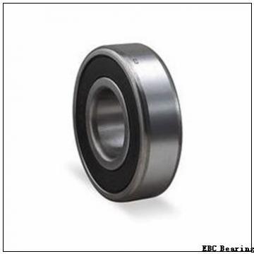 1.125 Inch | 28.575 Millimeter x 1.5 Inch | 38.1 Millimeter x 1.688 Inch | 42.875 Millimeter  EBC UCP206-18  Pillow Block Bearings