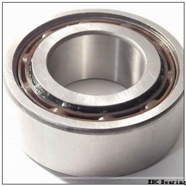 EBC 6314 2RS C3  Single Row Ball Bearings #1 image