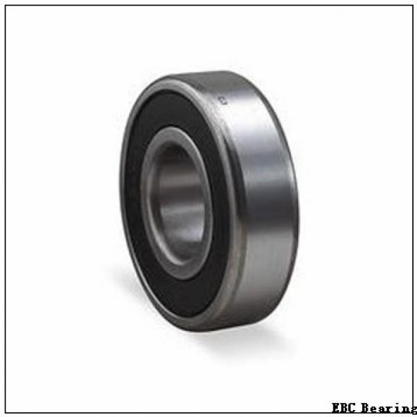EBC R4A ZZ BULK 10PK  Single Row Ball Bearings #1 image