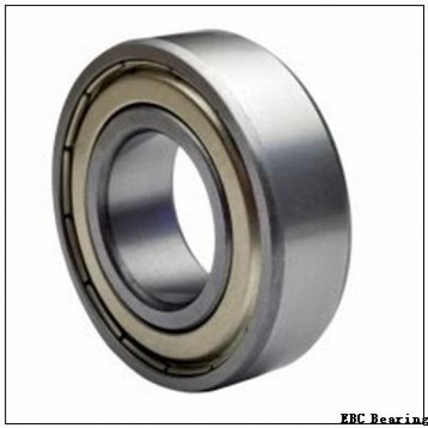 EBC 6301  Single Row Ball Bearings #1 image